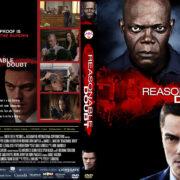 Reasonable Doubt (2014) Custom DVD Cover