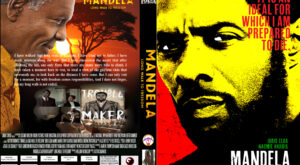 Mandela: Long Walk to Freedom dvd cover