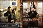 Elementary: Season 1 (2013) R1 Custom DVD Cover