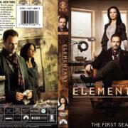 Elementary: Season 1 (2013) R1 Custom DVD Cover