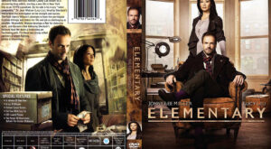 elementary season 1 dvd cover