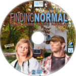 Finding Normal (2013) R1 Custom DVD Label