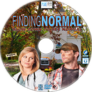 Finding Normal cd cover