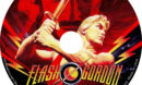 Flash Gordon (1980) R1 Custom DVD Label