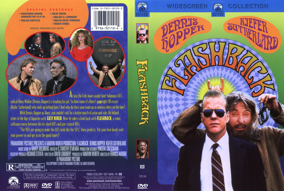 Flashback dvd cover