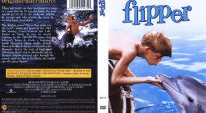 Flipper - 1963 dvd cover