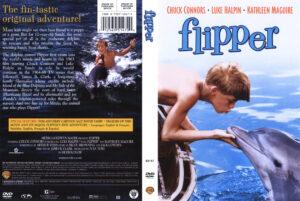 Flipper - 1963 dvd cover