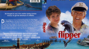 Flipper dvd cover