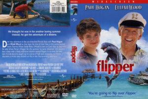 Flipper dvd cover