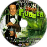Flubber (1997) R1 Custom DVD Label