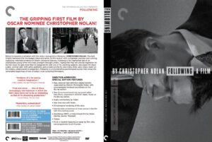 following dvd cover