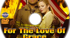 For the Love of Grace dvd label
