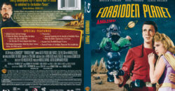 Forbidden Planet (Blu-ray) dvd cover