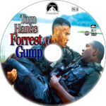 Forrest Gump (1994) R1 Custom DVD Label