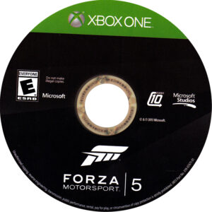 Forza 5 Disc