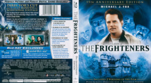 Frighteners, The (Blu-ray) dvd cover