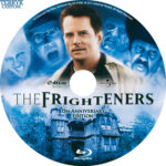 The Frighteners (1996) Custom Blu-Ray DVD label