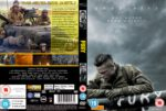 FURY (2014) R2 CUSTOM DVD Cover