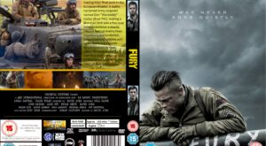 FURY dvd cover