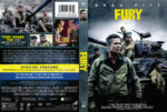 Fury (2014) R1 DVD Cover