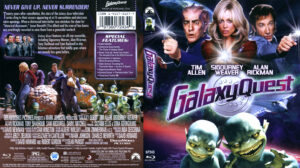 Galaxy Quest (Blu-ray) dvd cover