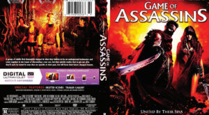Game of Assassins dvd cover