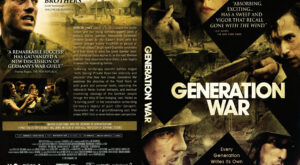 Generation War dvd cover
