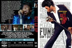 Get on Up dvd cover