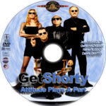 Get Shorty (1995) R1 Custom DVD Label
