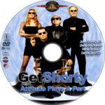 Get Shorty (1995) R1 Custom DVD Label
