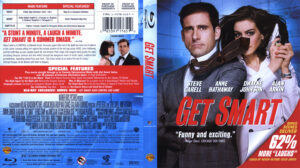 Get Smart (Blu-ray) dvd cover