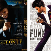 Get on Up (2014) Custom DVD Cover