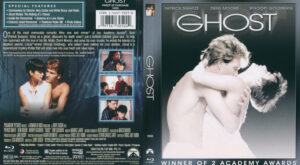 Ghost (Blu-ray) dvd cover