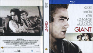 Giant blu-ray dvd cover