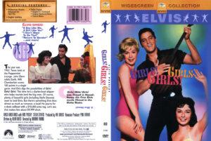 Girls! Girls! Girls! dvd cover