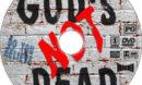 God's Not Dead (2014) R1 Custom DVD Label
