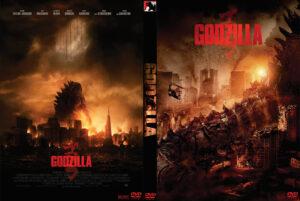 Godzilla dvd cover