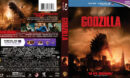 Godzilla (2014) R1 Blu-Ray DVD Covers