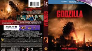 Godzilla blu-ray dvd cover