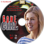 Gone Girl (2014) R1 Custom Label