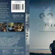 Gone Girl (2014) Blu-Ray R1 Custom