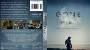 Gone Girl blu-ray dvd cover