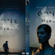 Gone Girl (2014) Custom DVD Cover