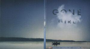 Gone Girl blu-ray dvd cover
