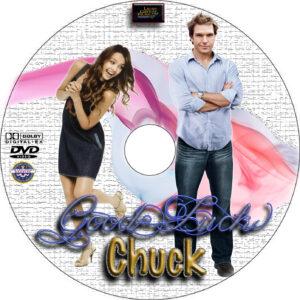 Good Luck Chuck dvd label