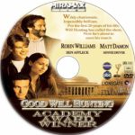 Good Will Hunting (1997) R1 Custom Label