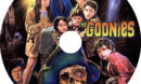 The Goonies (1985) Blu-Ray DVD Label