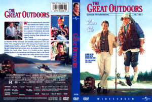 Great Outdoors, The dvd cover