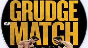grudge match dvd label