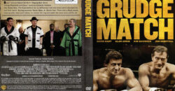 Grudge Match dvd cover